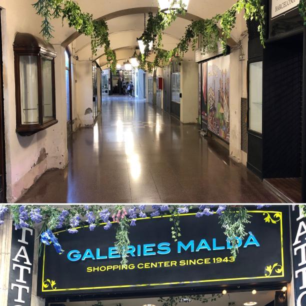 Les Galeries Maldà, Barcelona - Kinto