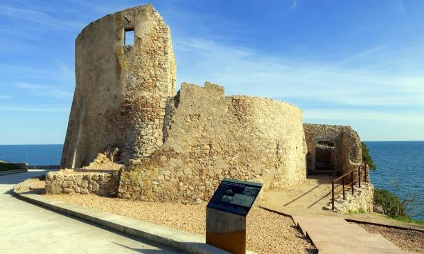 Castell-de-Sant-Esteve-de-Mar, Palamós - Kinto
