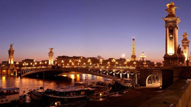Pont Alexandre III, Paris - Kinto