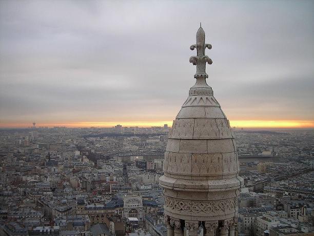 Sacré-Coeur, Paris - Kinto