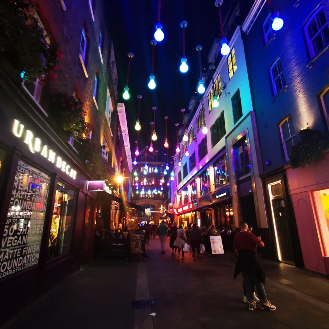 Carnaby Street, Londres - Kinto