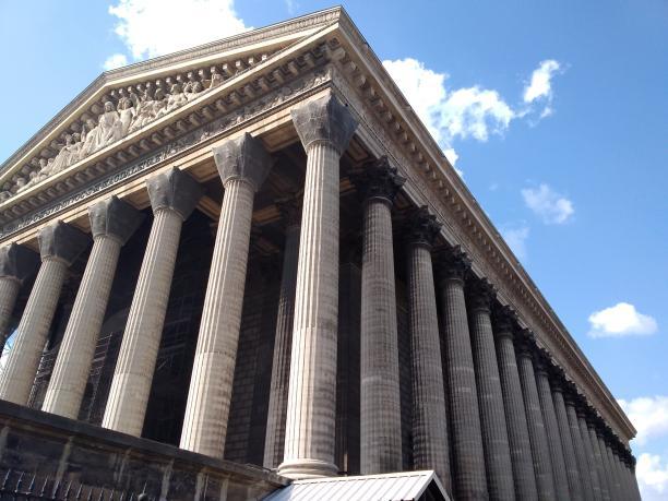La Madeleine church, Paris - Kinto