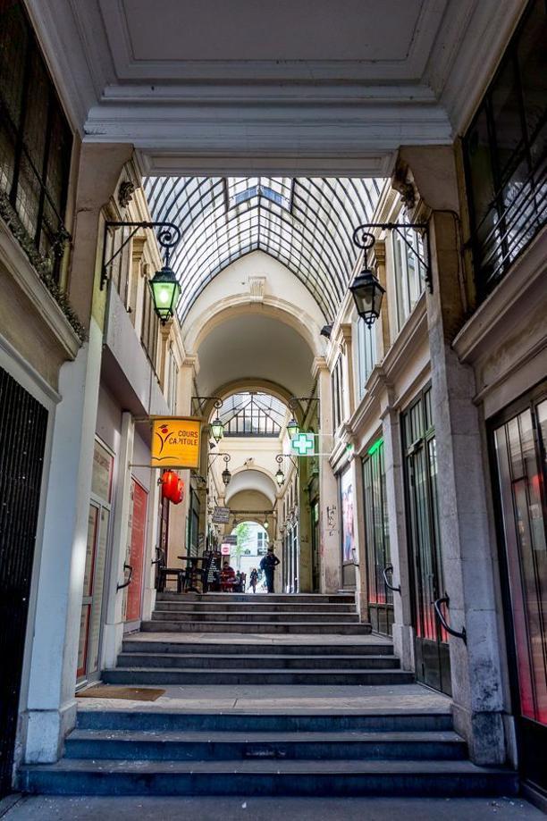 Vendôme passage, Paris - Kinto