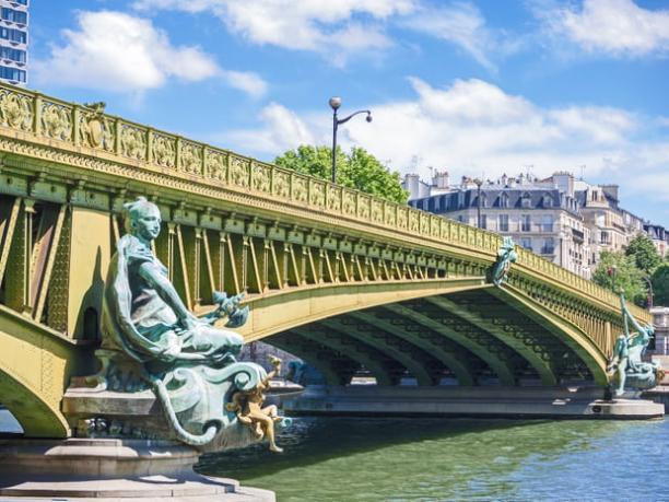 Pont Mirabeau, Paris - Kinto