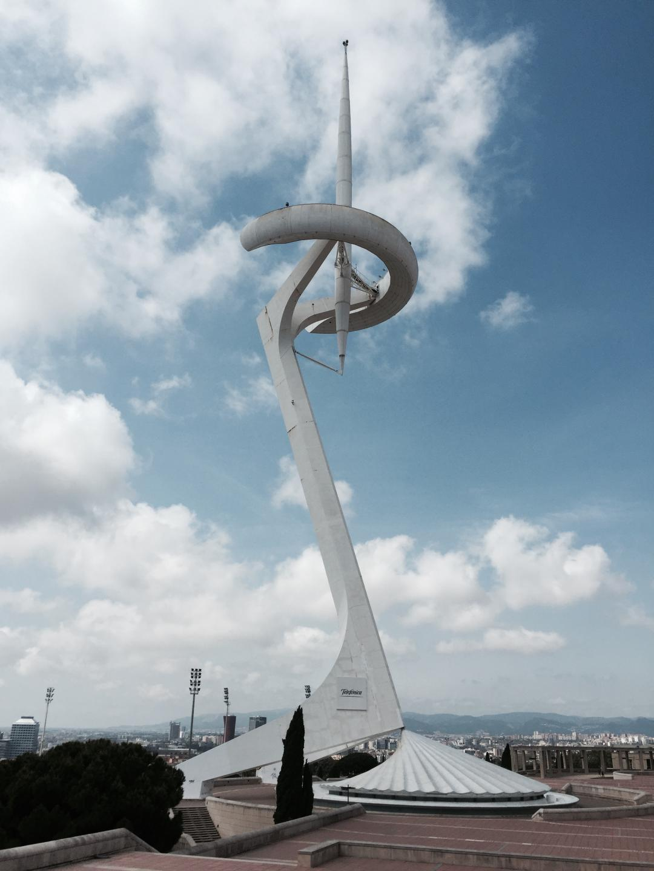 Montjuïc- Olympic Park , Barcelona - Kinto