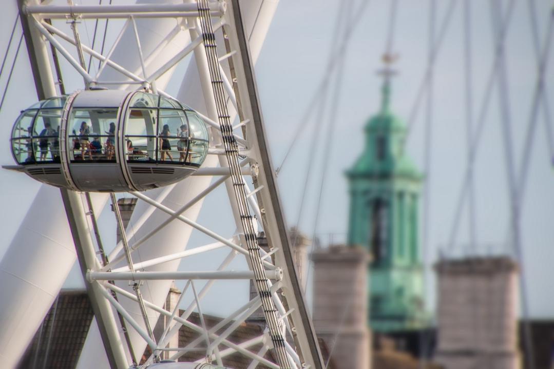 London skyline, london - Kinto