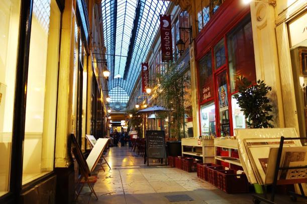 Verdeau passage, Paris - Kinto