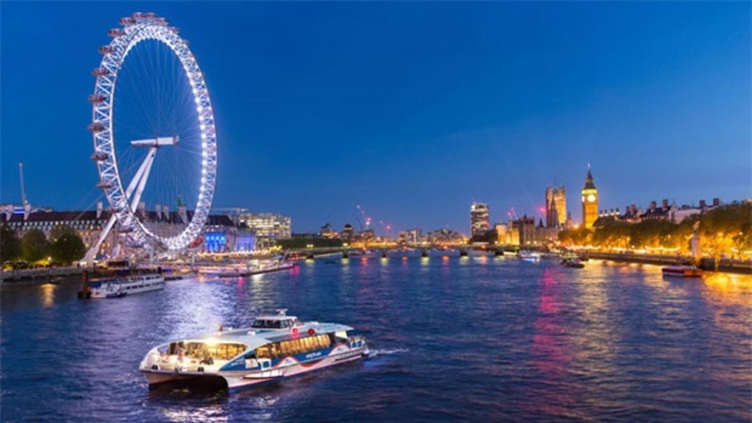 Boat ride, Londres - Kinto