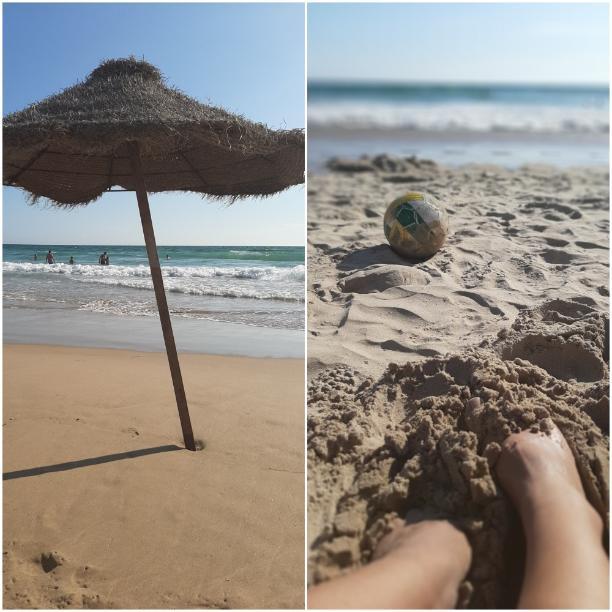Tarquinio-Paraíso beach, Costa da Caparica - Kinto