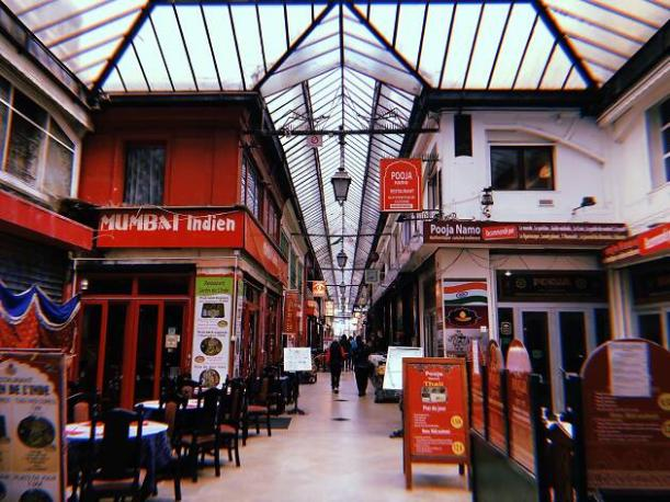 Brady passage, Paris - Kinto