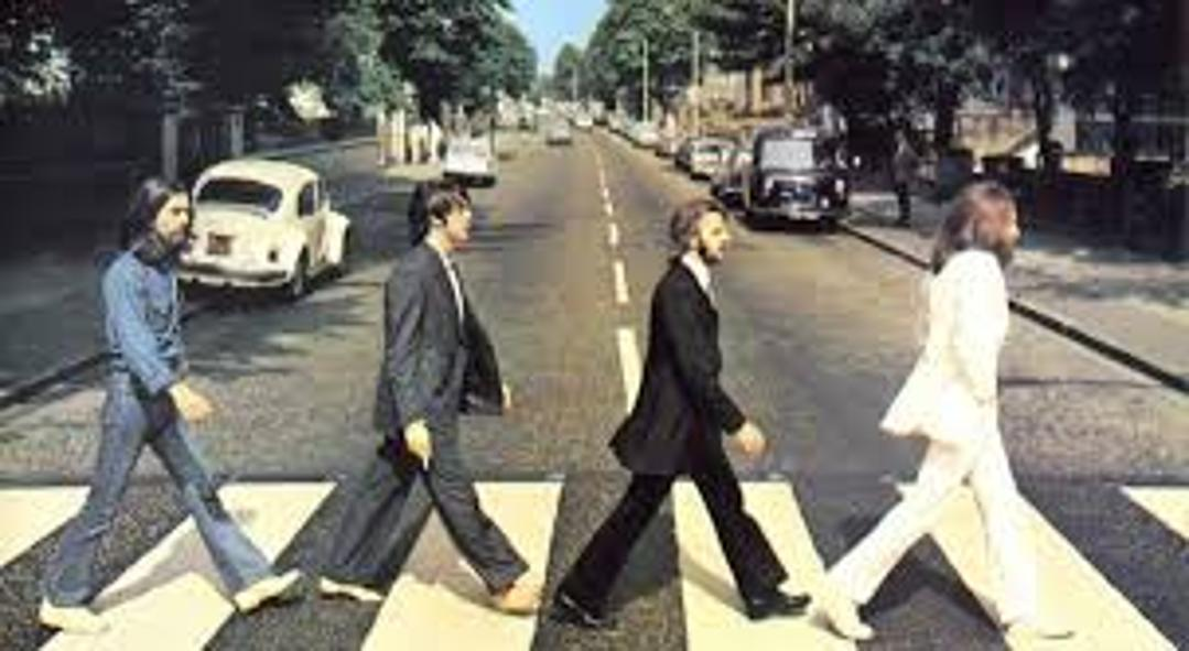 Abbey Road, London - Kinto