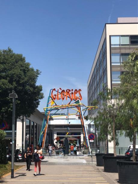 Glòries, Barcelona - Kinto