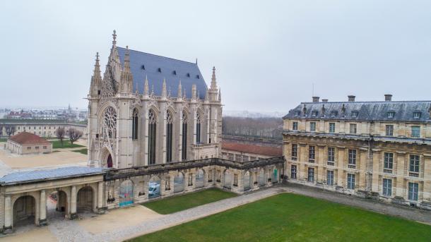 Château de Vincennes, Vincennes - Kinto