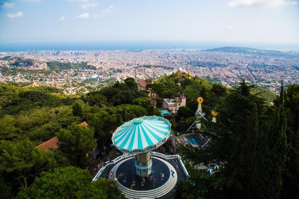 Catalunya hiking trails, barcelona - Kinto