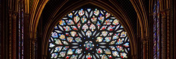 Sainte-Chapelle, Paris - Kinto