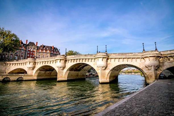 Pont-Neuf, Paris - Kinto