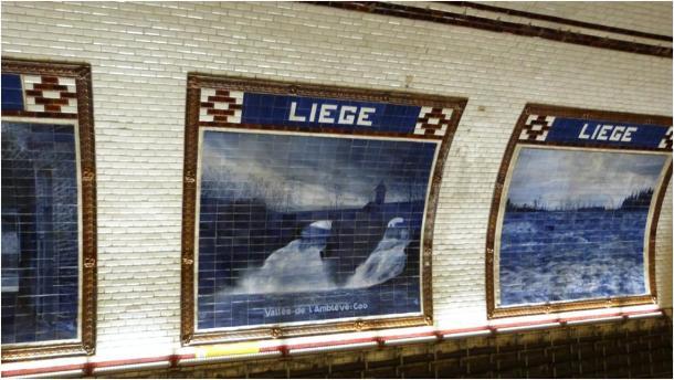 Liège, Paris - Kinto